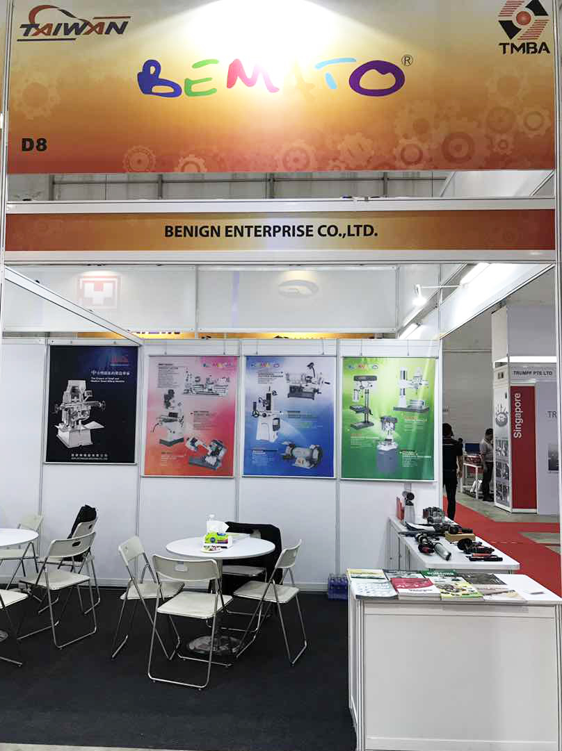 Exhibition Booth Number : Manufacturing myanmar exhibition from october to nd