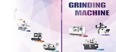 2018 Grinding Machine Catalogue