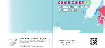 New Catalogue - Quick Guide For Industrial Tools & Supplies
