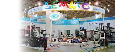 2017 TIMTOS Exhibition from March 7th to 12th, 2017 at Taipei Nangang Exhibition Hall (1F)