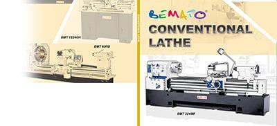 2016 New Catalogue - Conventional Lathe
