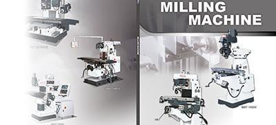 2016 New Milling Machine Catalogue - Download now!