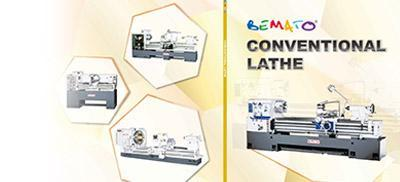 2018 BEMATO Conventional Lathe Catalogue