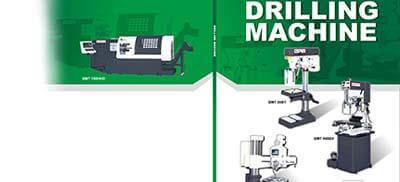 2016 New Catalogue - Drilling Machine Complete Catalogue