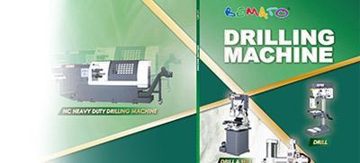2018 BEMATO Drilling Machine Catalogue