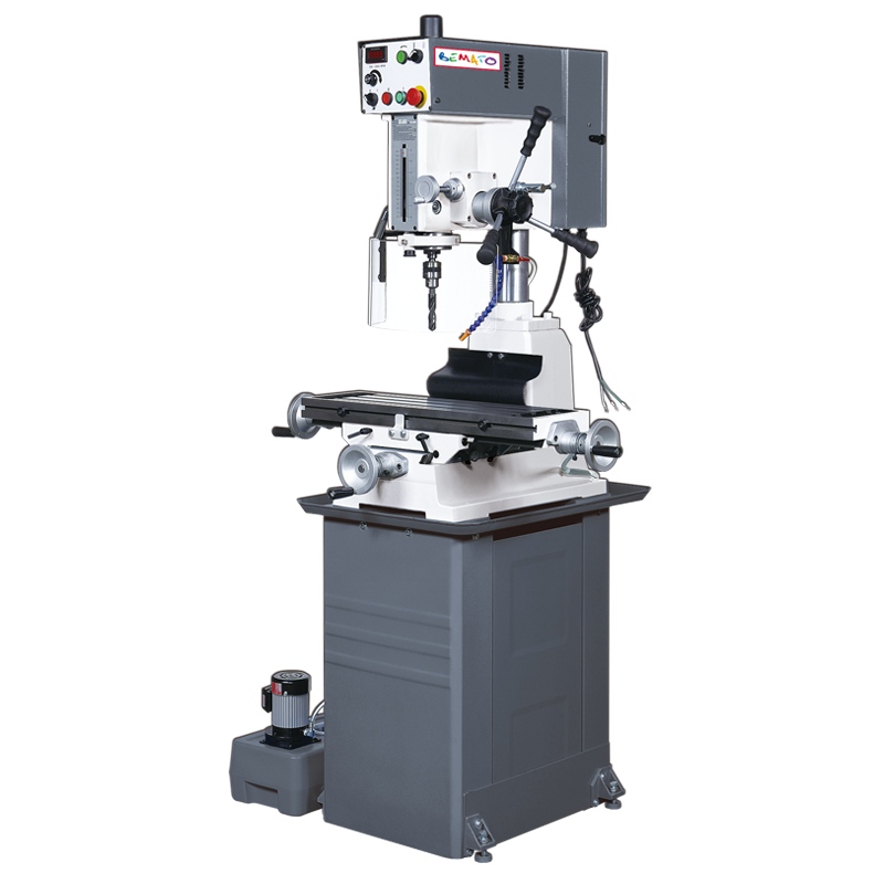 DRILLING & MILLING MACHINE (BELT TYPE, VARIABLE SPEED)