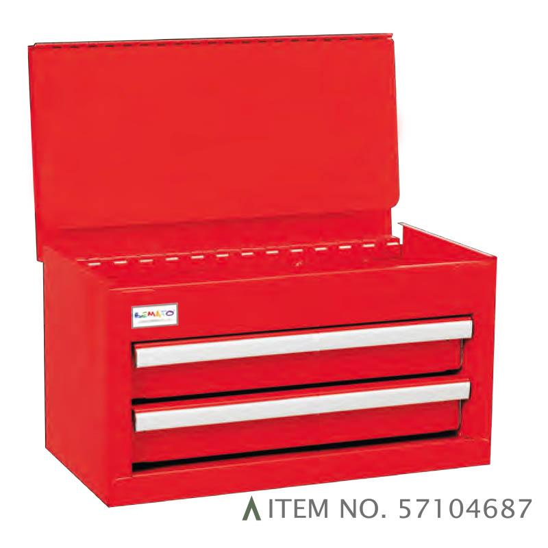 2-DRAWER MINI TOP CHEST BALL BEARING SLIDES
