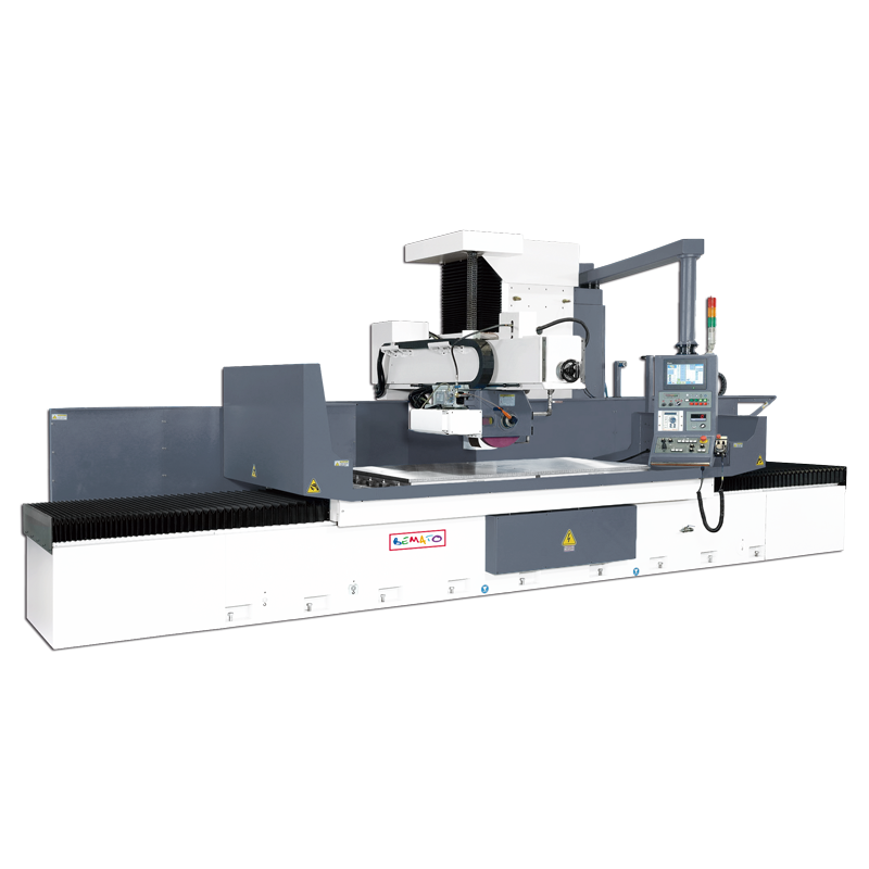 PLC SURFACE GRINDER - CANTILEVER TYPE
