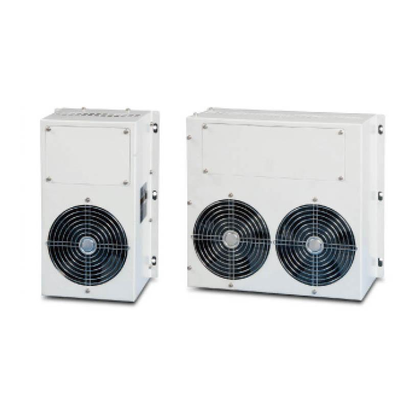THERMOELECTRIC MODULE AIR CONDITIONERS FOR ELECTRICAL CONTROL PANEL