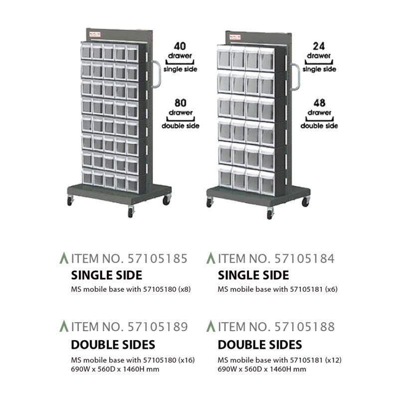 MOBILE STAND CARTS