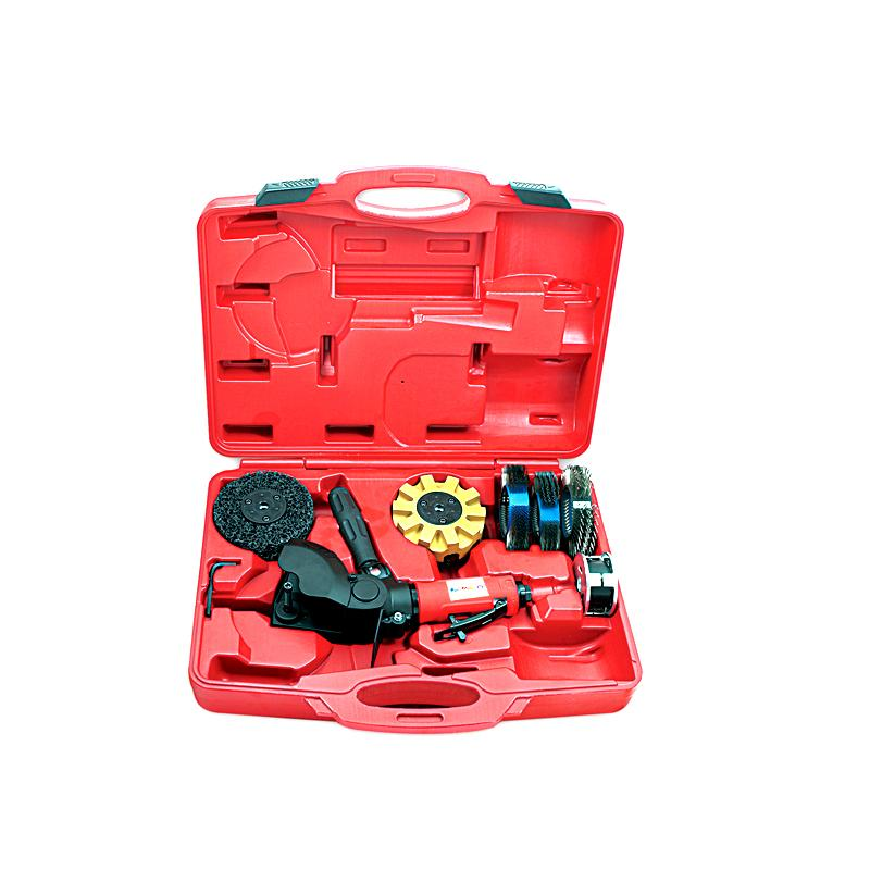 AIR RUST & PAINT REMOVAL TOOL KIT