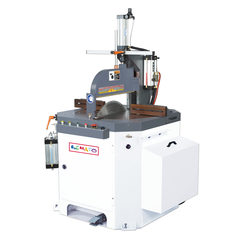 CIRCULAR SAWING MACHINE (ALUMINIUM CUTTING)