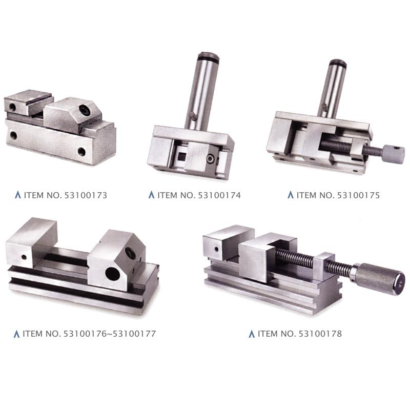 TOOL MAKERS VISE (STAINLESS STEEL)