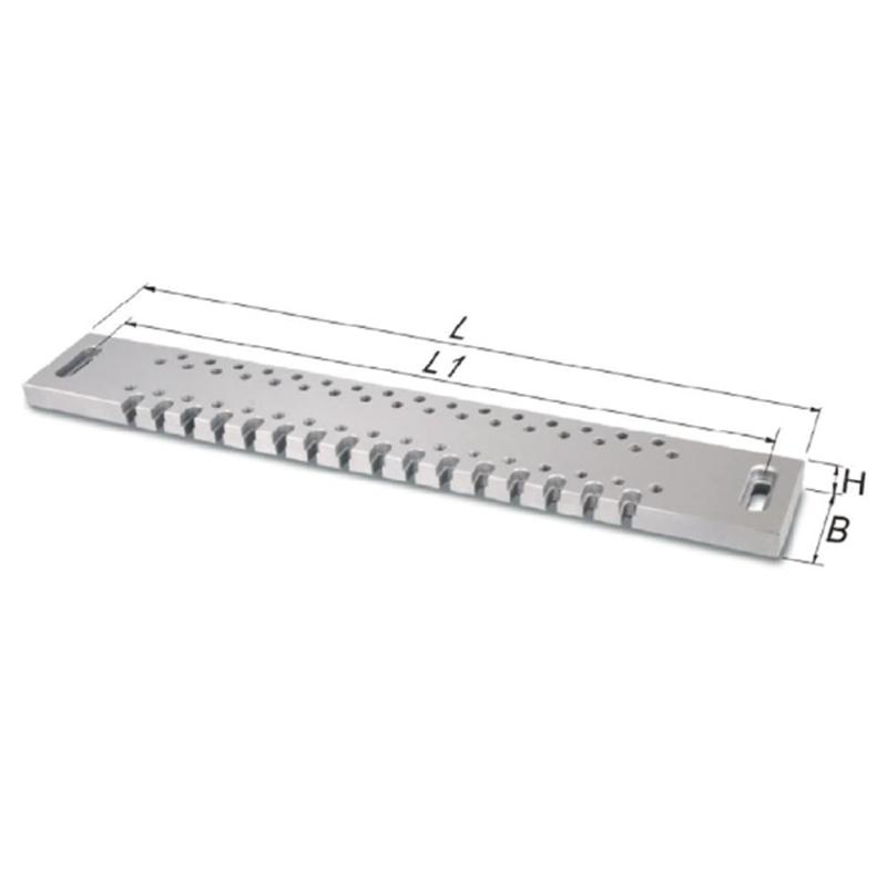 RULERS FOR WIRE EDM