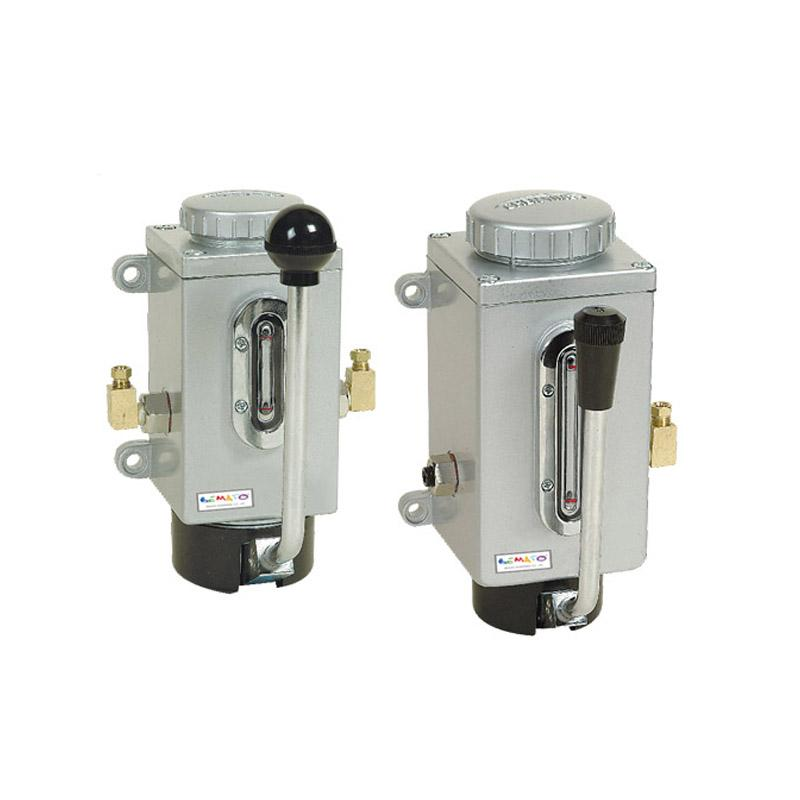 CLA TYPE HAND-PULL MANUAL LUBRICATORS