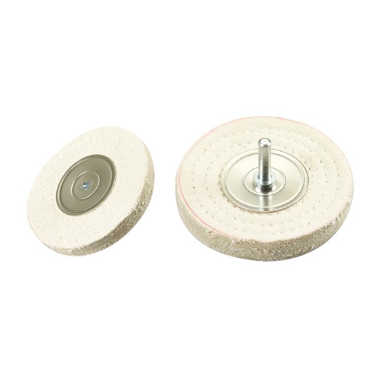 75 / 100mm POLISHING CLOTH WHEEL