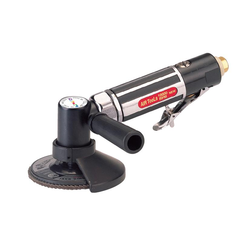"4"" 105° ANGLE AIR GRINDER"