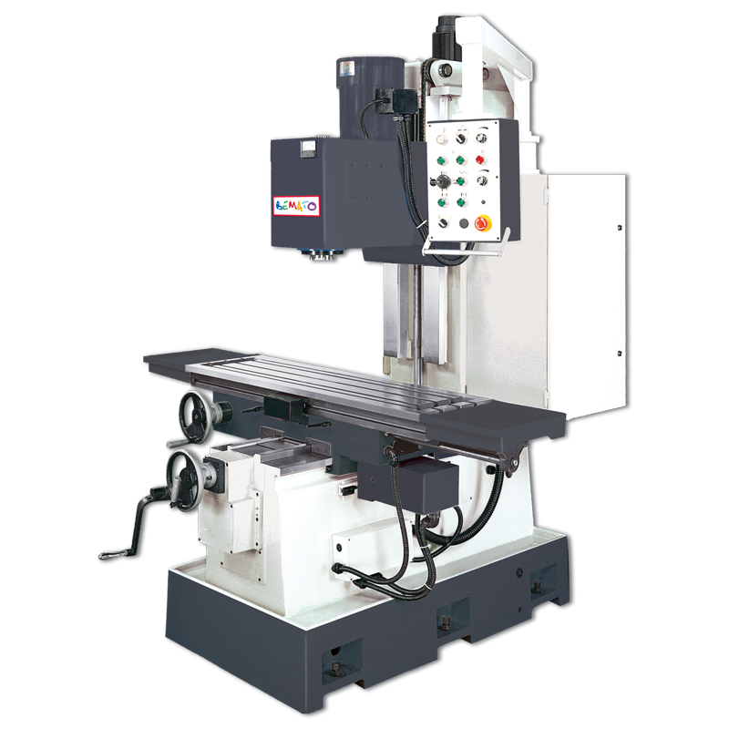VERTICAL MILLING MACHINE - BED TYPE