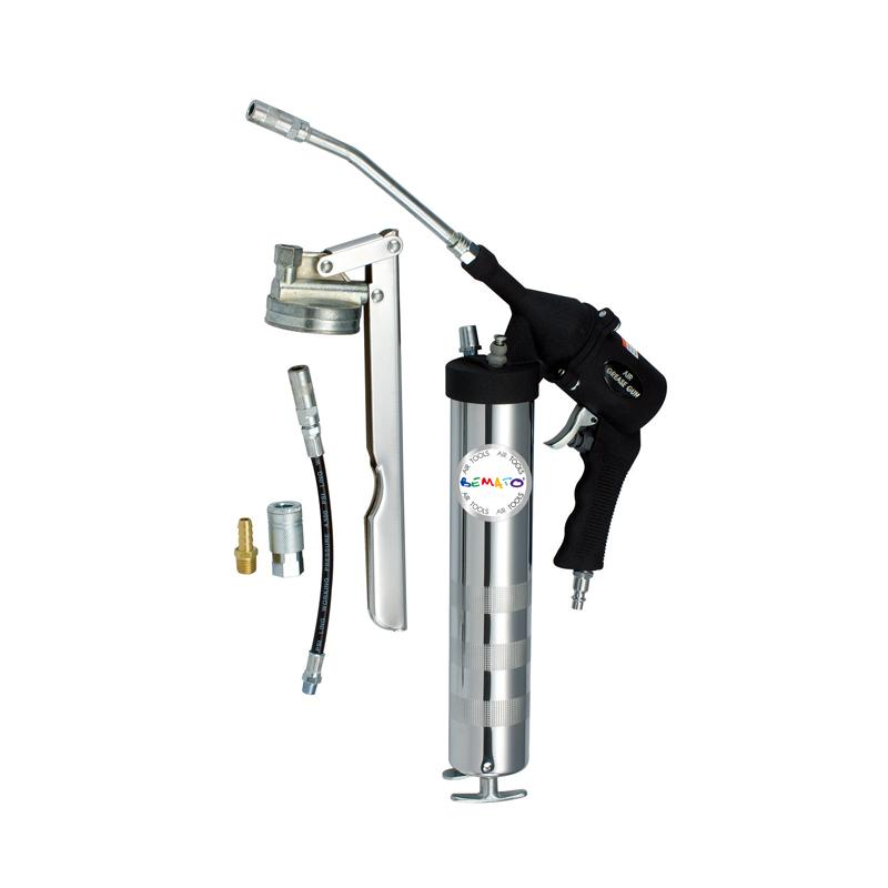AIR & MANUAL GREASE GUN KIT