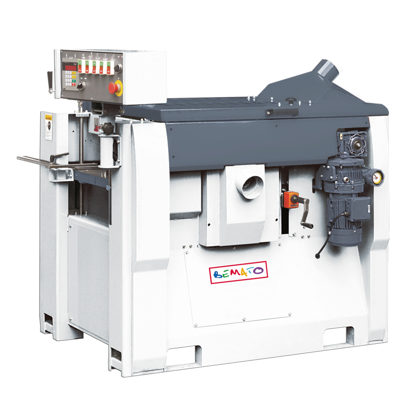 4-SIDED PLANER / MOULDER
