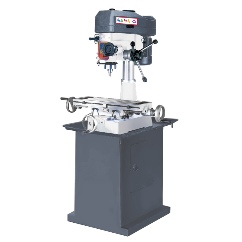 DRILLING & MILLING MACHINE (BELT TYPE)