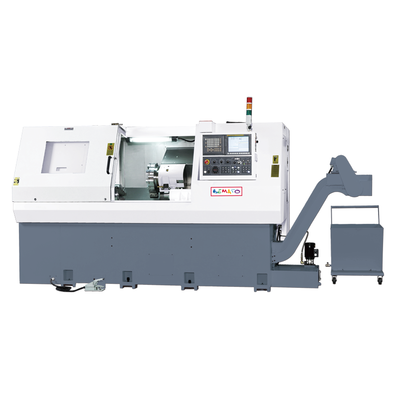 CNC LATHE SLANT BED TYPE