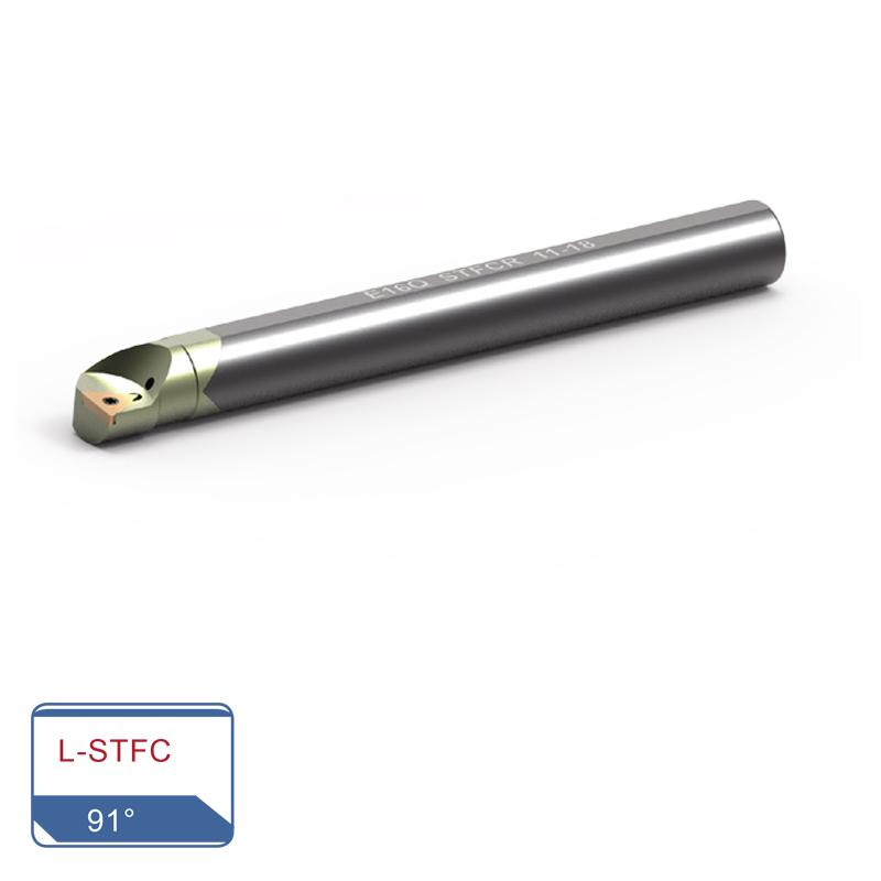 BORING BARS - ANTI-VIBRATIC TYPE (L-STFC 91°)