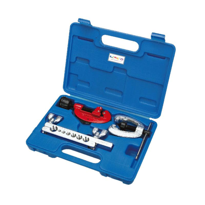 FLARING TOOL & TUBE CUTTER KIT