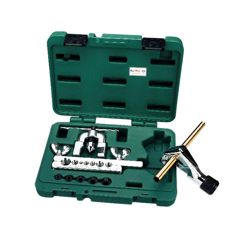 DOUBLE FLARING AND CUTTING TOOL KIT