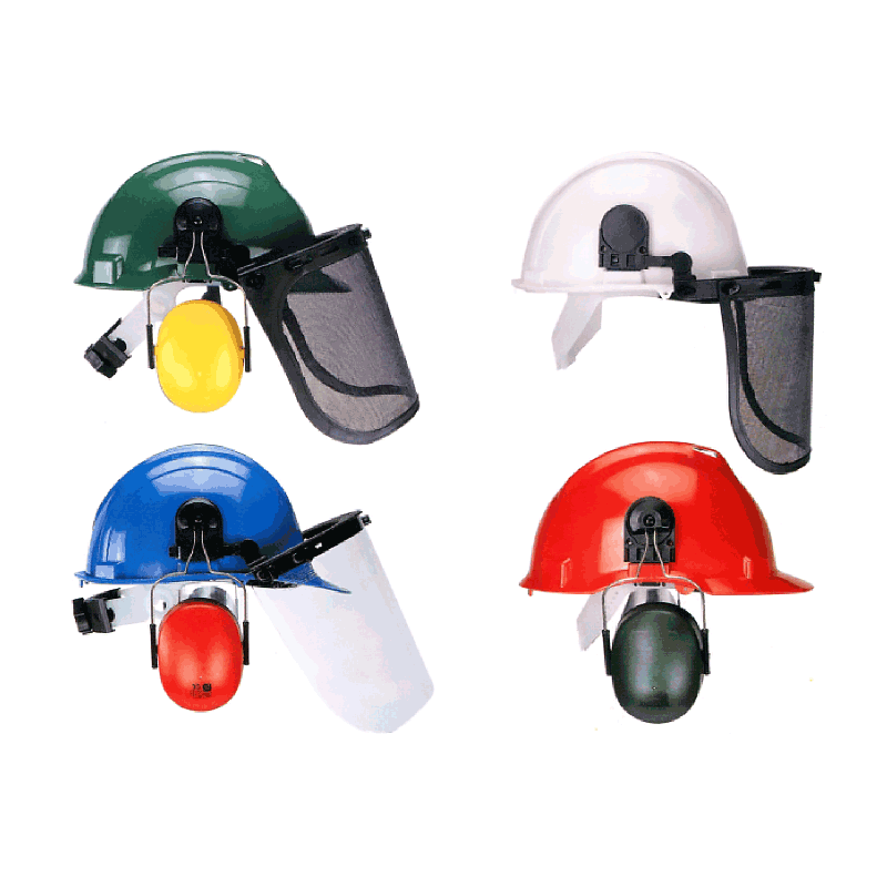 SAFETY ACCESSORIES - FACE PROTECTOR