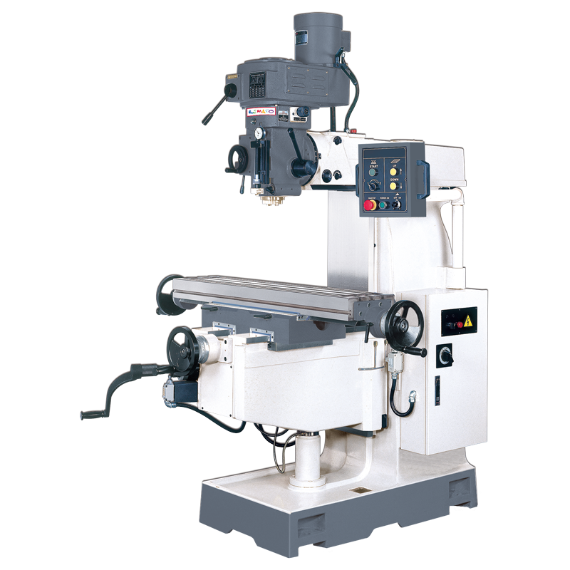 VERTICAL MILLING MACHINE - KNEE TYPE