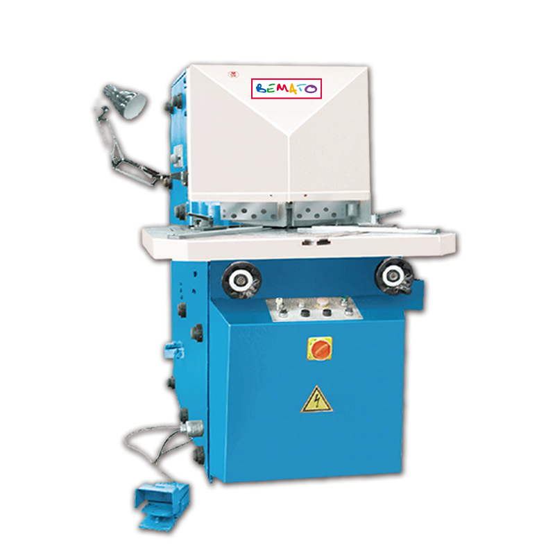 ANGLE SHEAR MACHINE