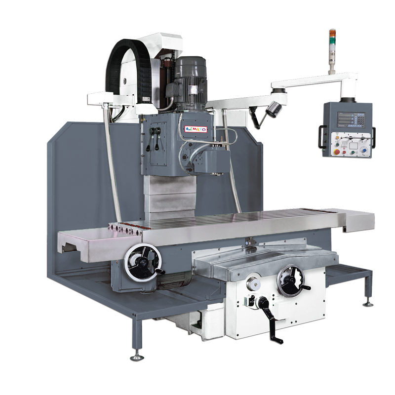 UNIVERSAL MILLING MACHINE - BED TYPE