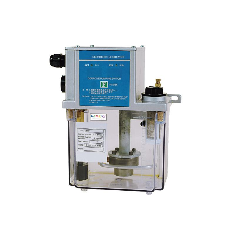 CESD TYPE RESISTANCE ELECTRIC LUBRICATOR