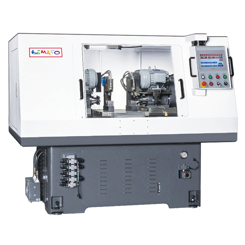 DOUBLE SIDED MILLING & DRILLING MACHINE