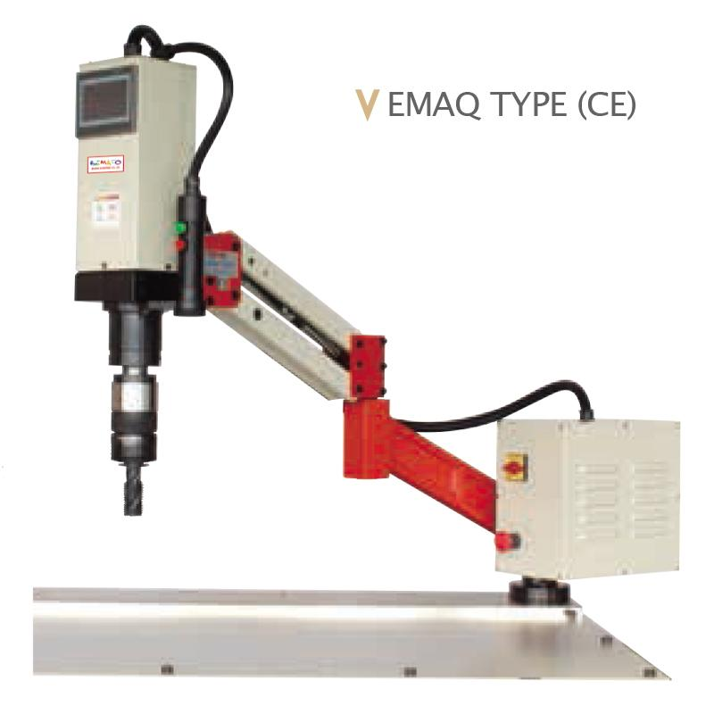ELECTRIC TAPPING MACHINE (EMAQ TYPE) (CE)