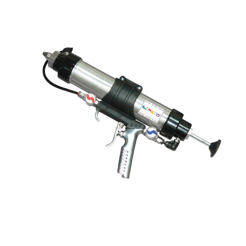 AIR SPRAYABLE SEAM SEALER & CAULKING GUN (NON-DROPPING)