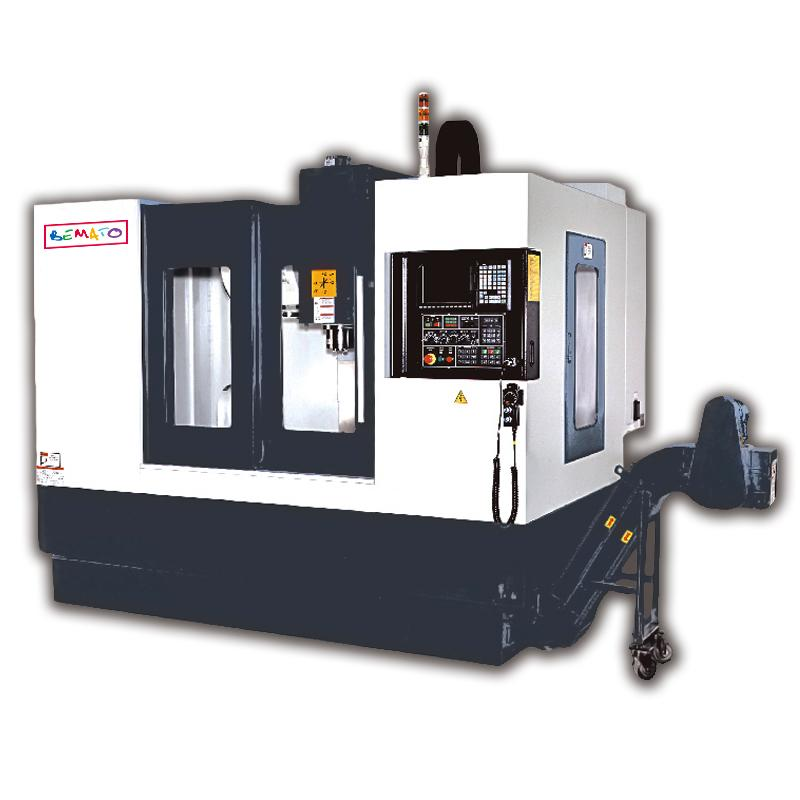 RIGID TYPE VERTICAL MACHINING CENTER (3 AXIS LINEAR WAY)