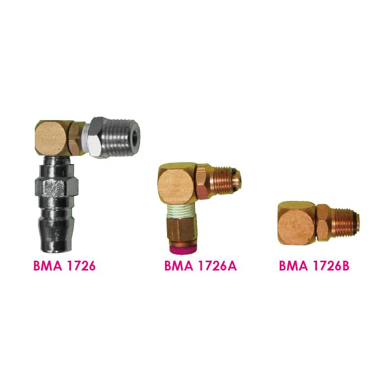 90° UNIVERSAL JOINT (360° SWIVEL)