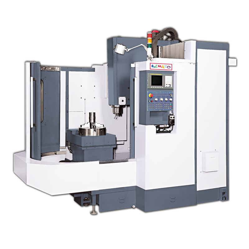 VERTICAL LATHE - VERTICAL MACHINING AND TURNING MACHINE