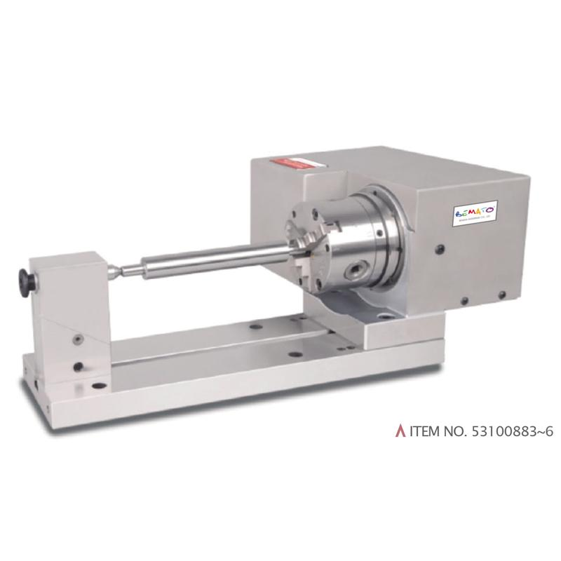 MOTOR 3-JAW CENTER PUNCH FORMERS