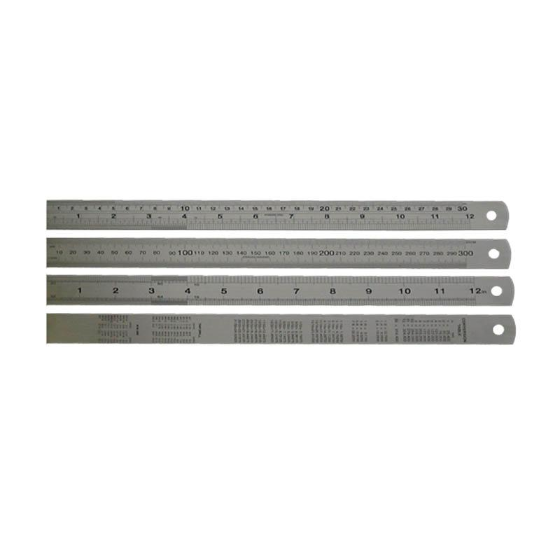 STAINLESS STEEL STRAIGHT RULERS