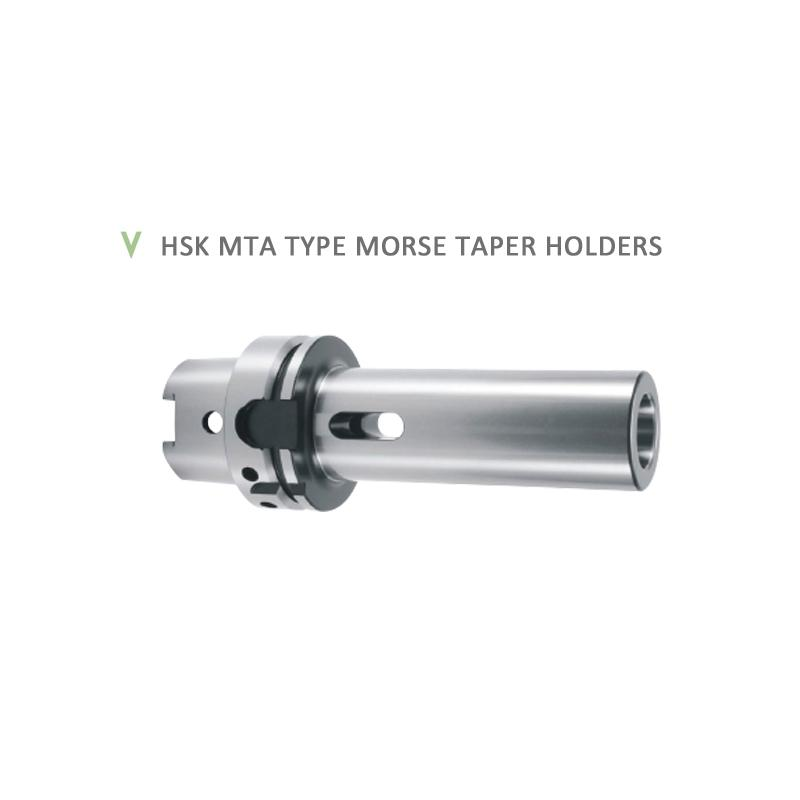 HSK MTA TYPE MORSE TAPER HOLDERS