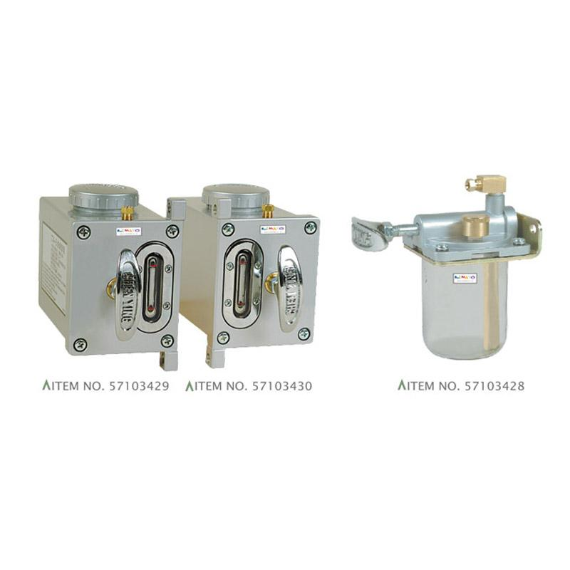 CTA TYPE HAND-PULL MANUAL LUBRICATORS