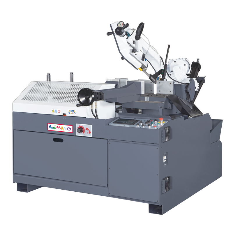 FULLY AUTOMATIC BANDSAW - EURO TYPE