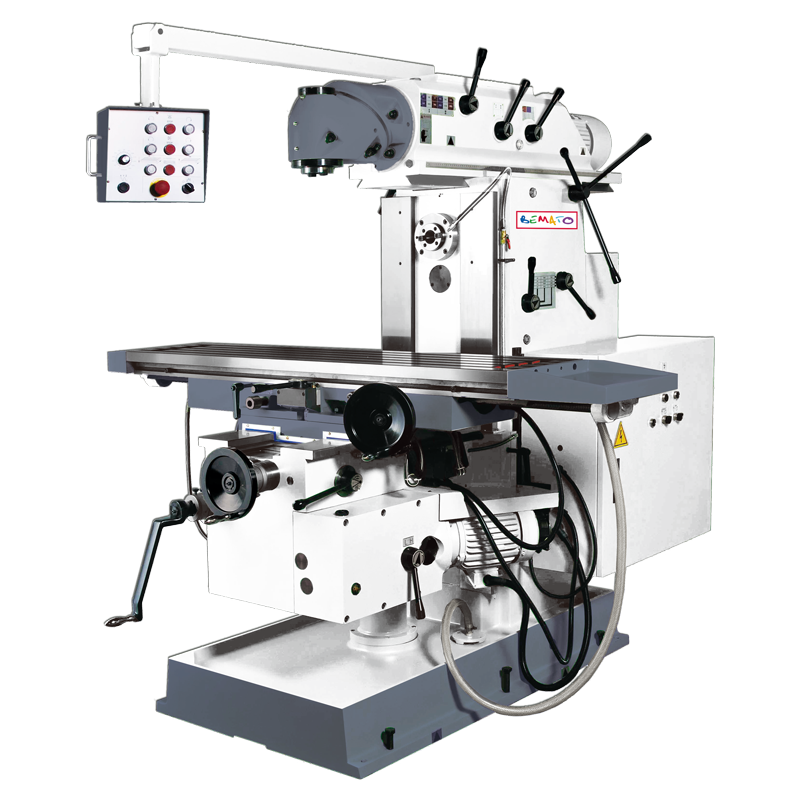 UNIVERSAL MILLING MACHINE - KNEE TYPE