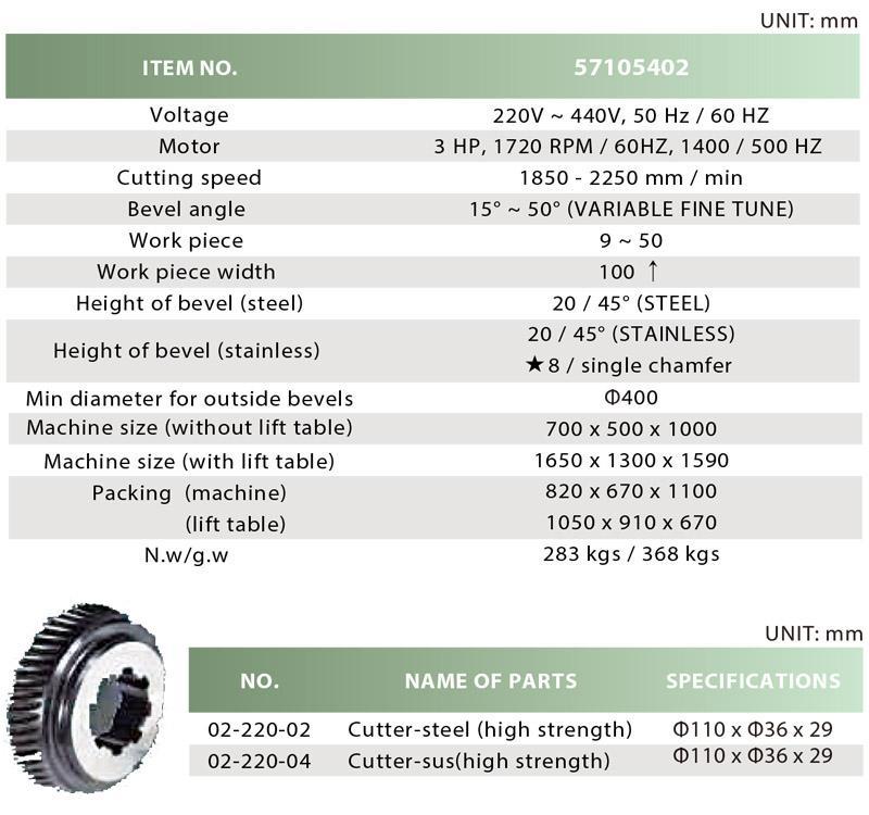 G10 - Chamfering & Deburring Machines-BEMATO - Benign ...