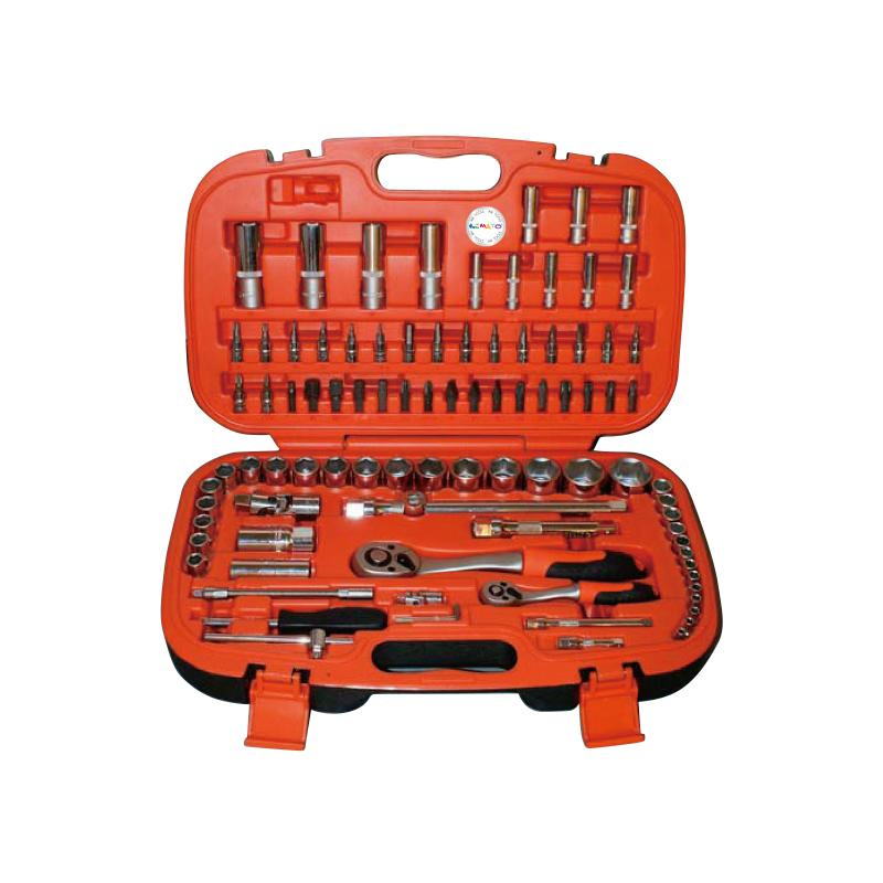 "1/4"" & 1/2"" SOCKET SET (94PCS)"