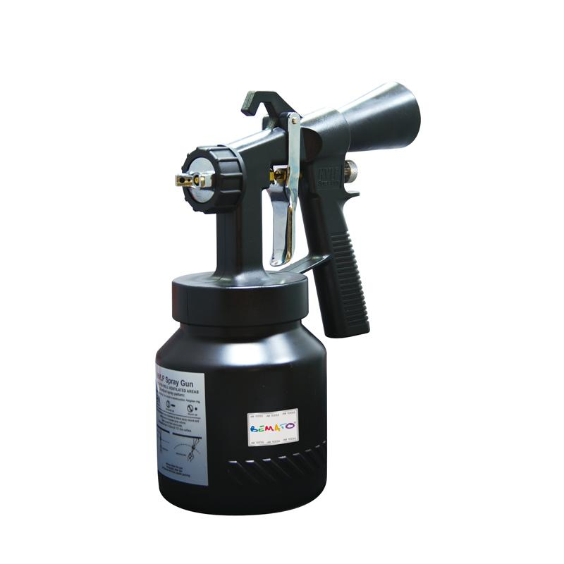 HVLP PORTABLE HOME APPLIANCE SPRAY GUN