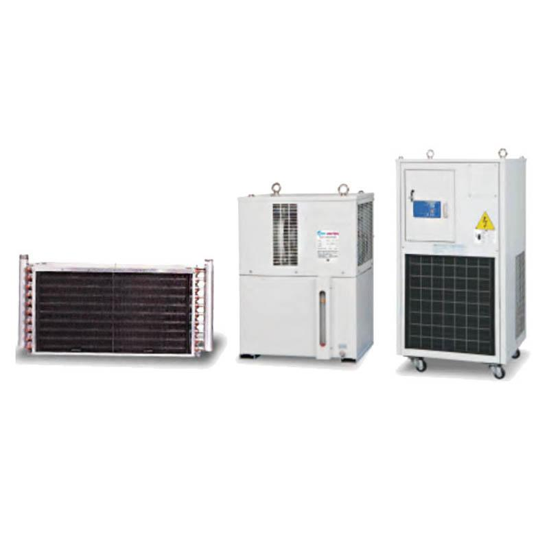 AIR COOLING FOR OIL COOLERS AND WATER COOLERS